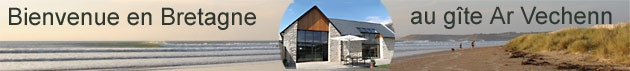 Ar Vechenn, gite avec piscine intérieure en Bretagne